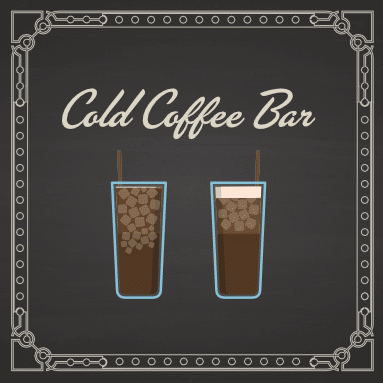 Our Services - Cold Coffee Bar