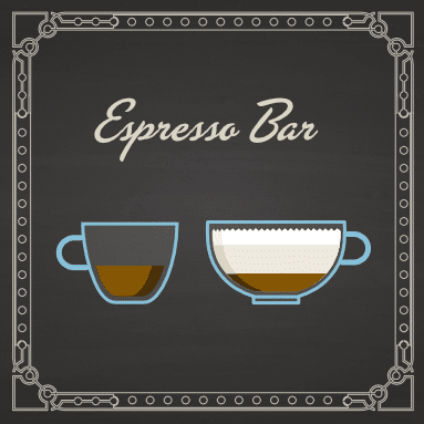Our Services - Espresso Bar