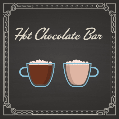 Our Services - Hot Chocolate Bar