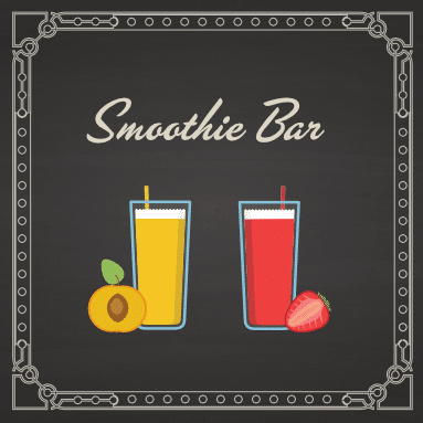 Our Services - Smoothie Bar