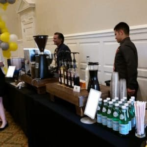 Lattes on Location Catering- EY@SMU
