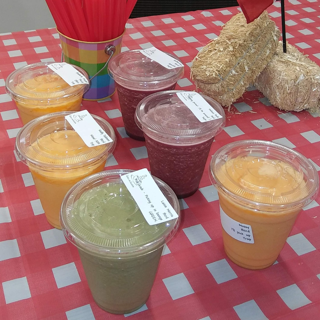 Lattes on Location | Smoothies at School