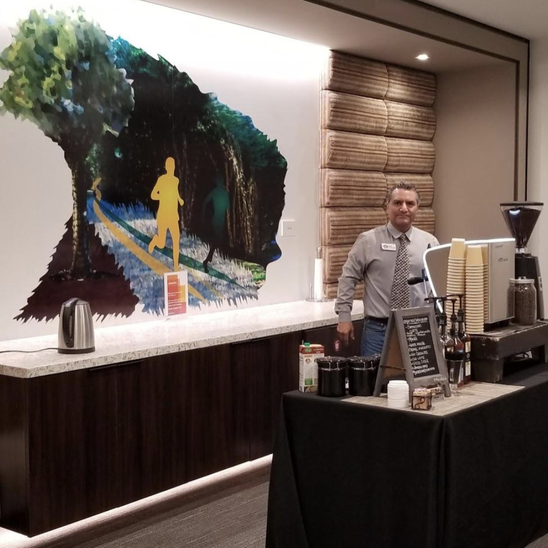 Coffee Bar Caterer for Small Events
