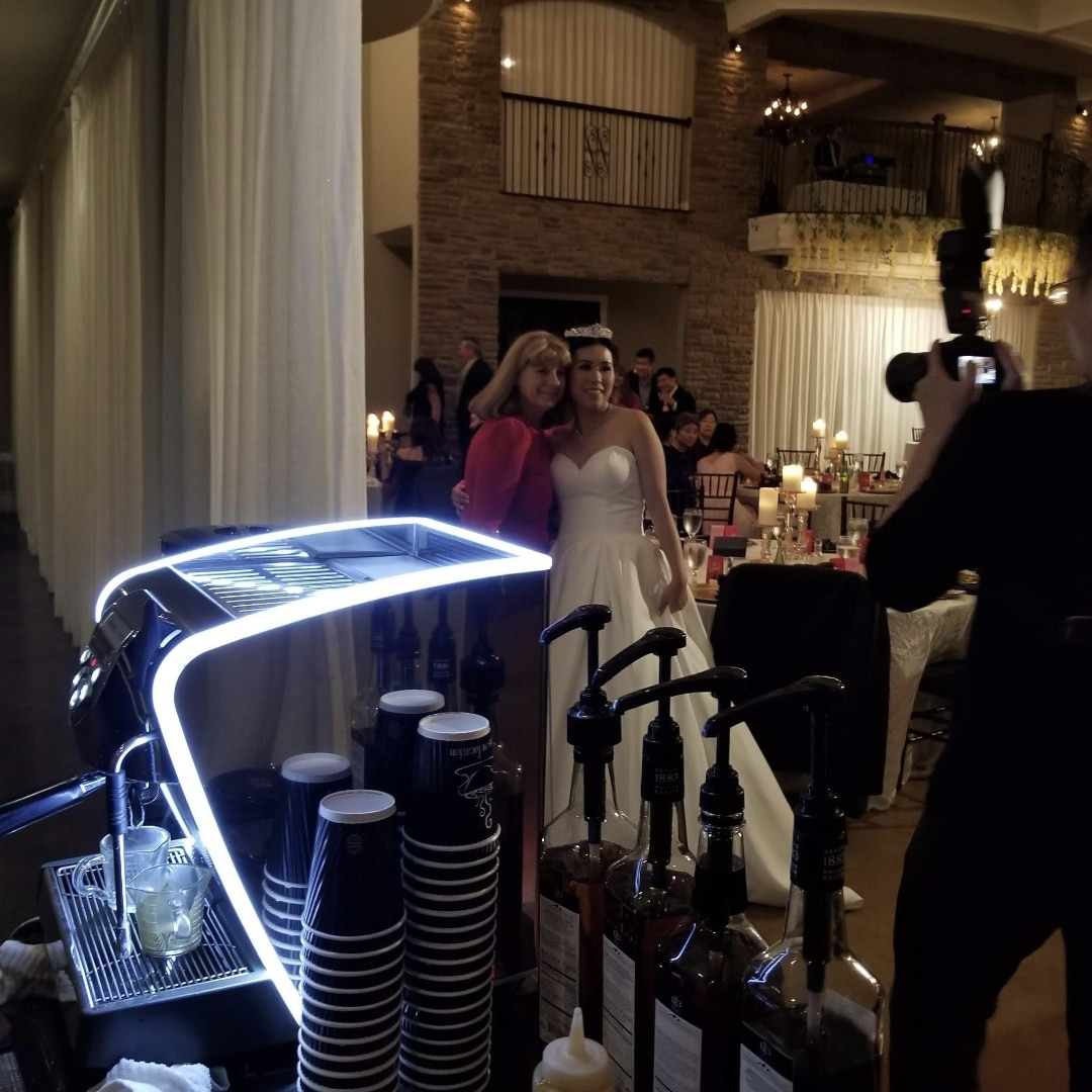 Finding a Coffee Bar Caterer | Weddings