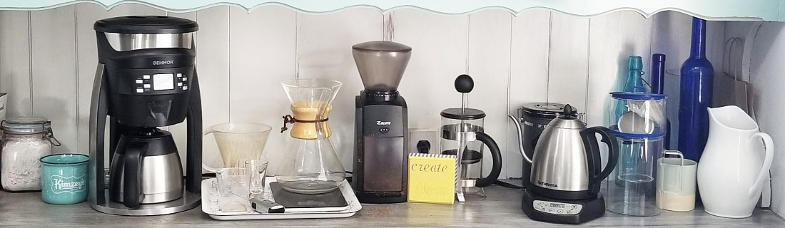Home Brew Methods for Coffee