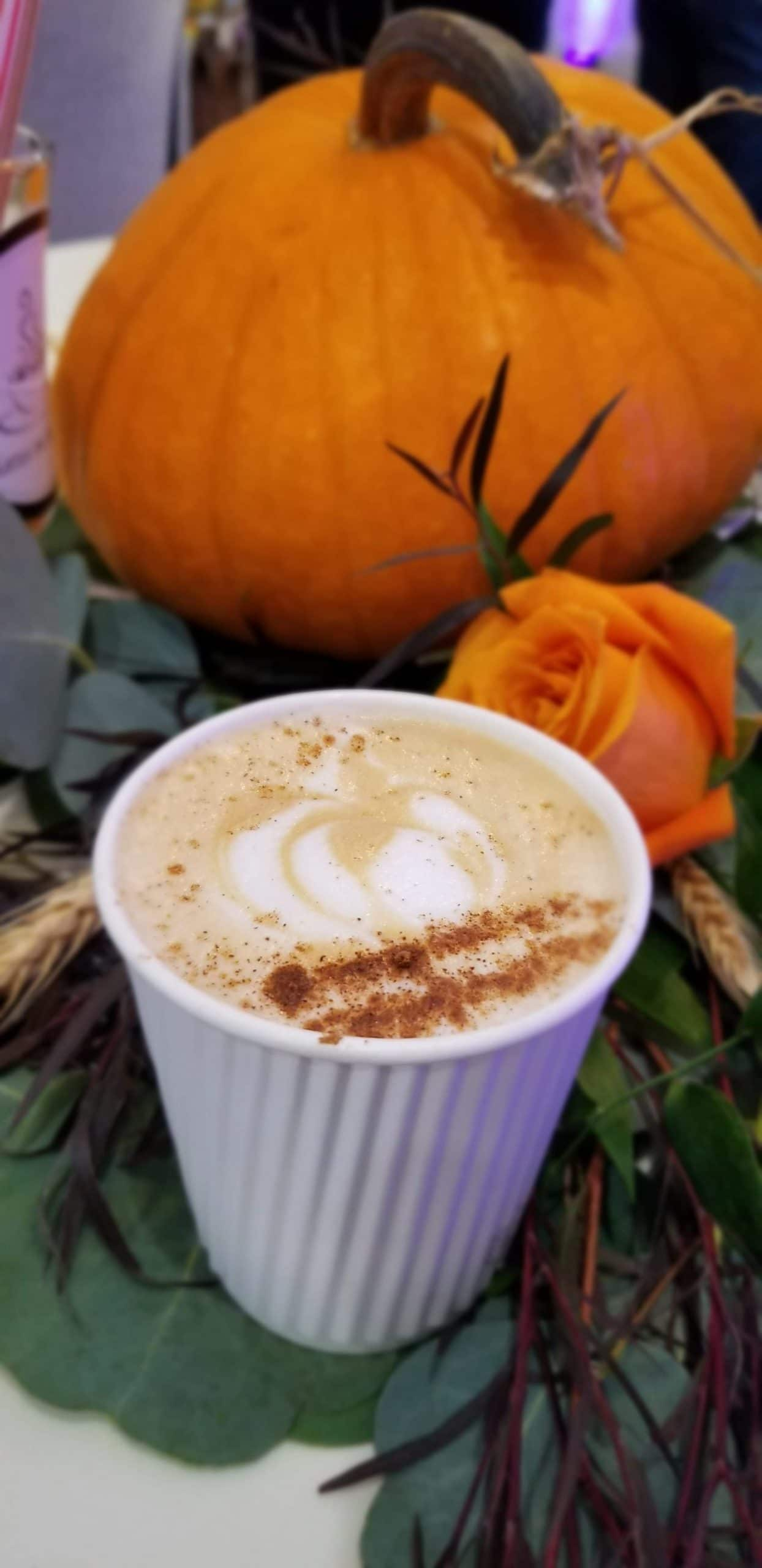 10/11/20 Wedding Coffee Catering | Pumpkin Lattes | Lattes On Location